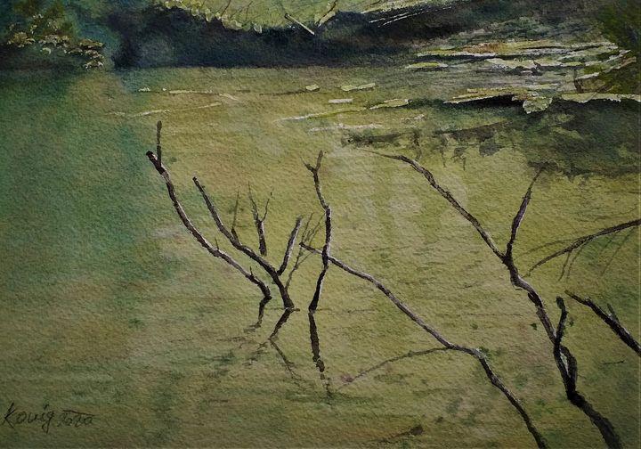Green river - Ivica Stojanovic Konig