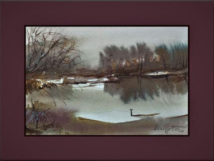 By the river - Ivica Stojanovic Konig