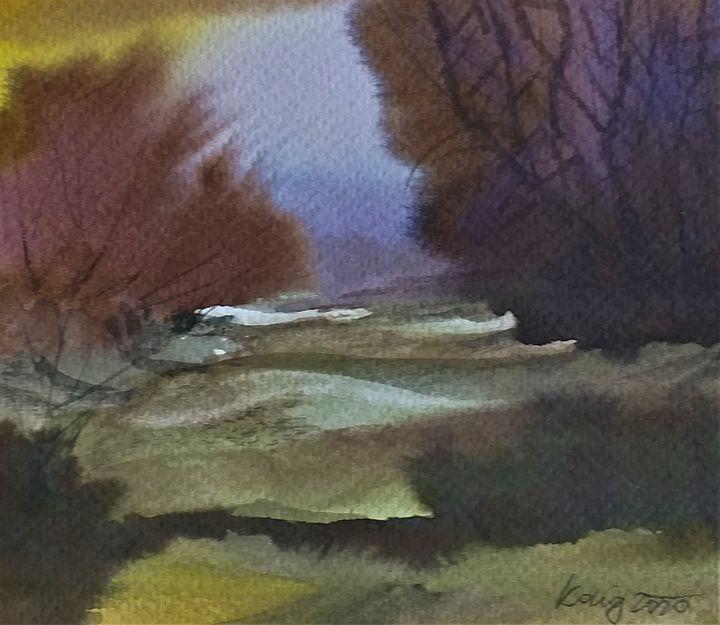 Landscape - Ivica Stojanovic Konig
