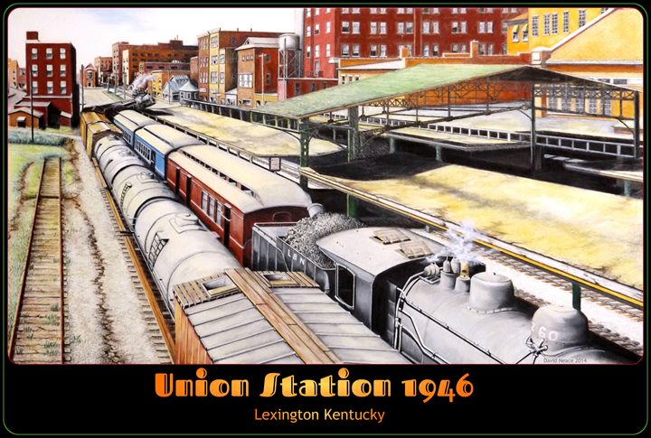 Union Station - David Neace Artist