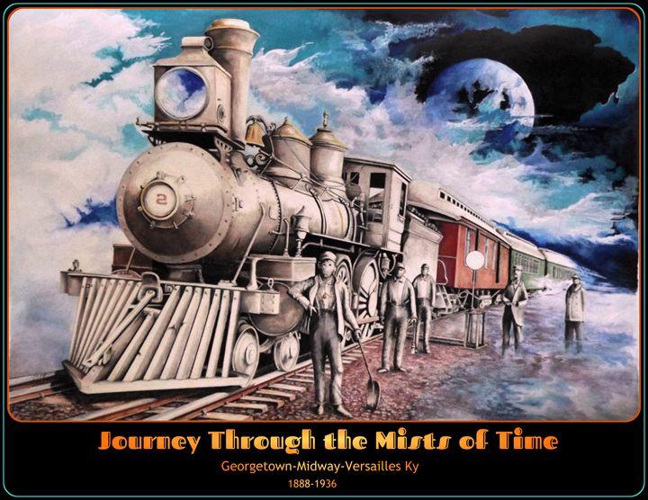 Journey - David Neace Artist