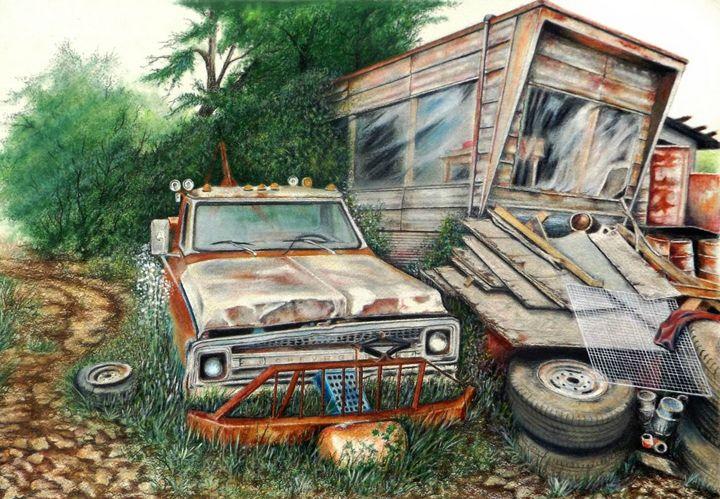 Another Man's Treasure - David Neace Artist