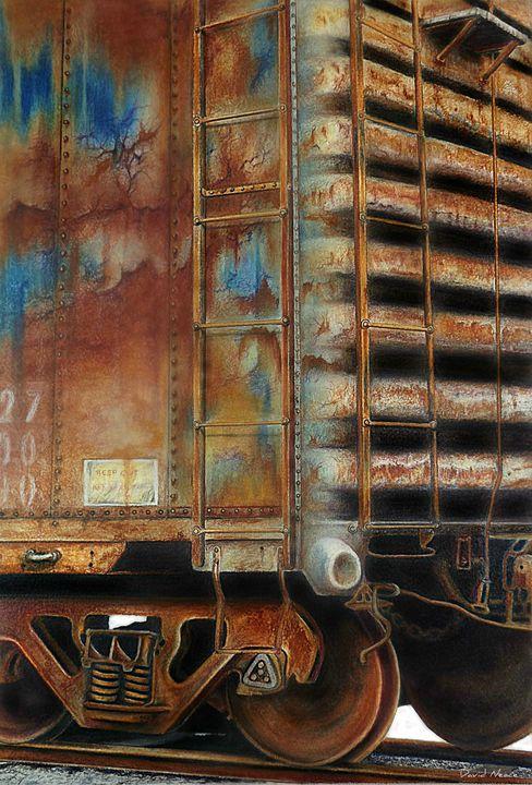 Weathered - David Neace Artist