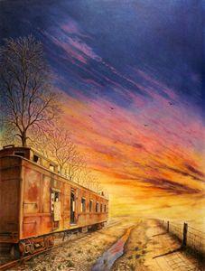 Old Soul - David Neace Artist