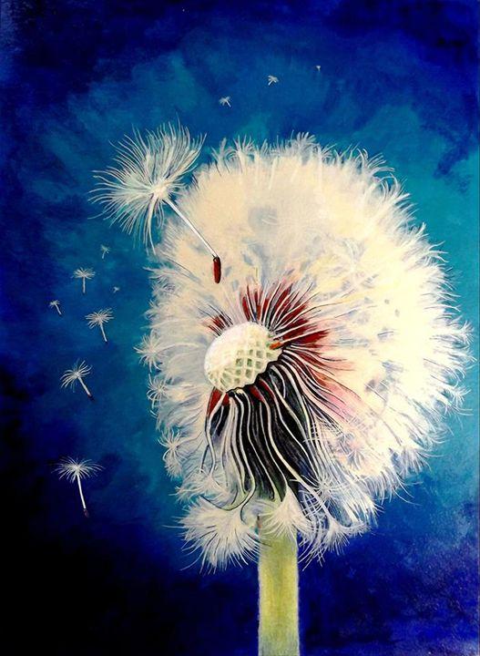 Wherever the Wind Takes Me - David Neace Artist