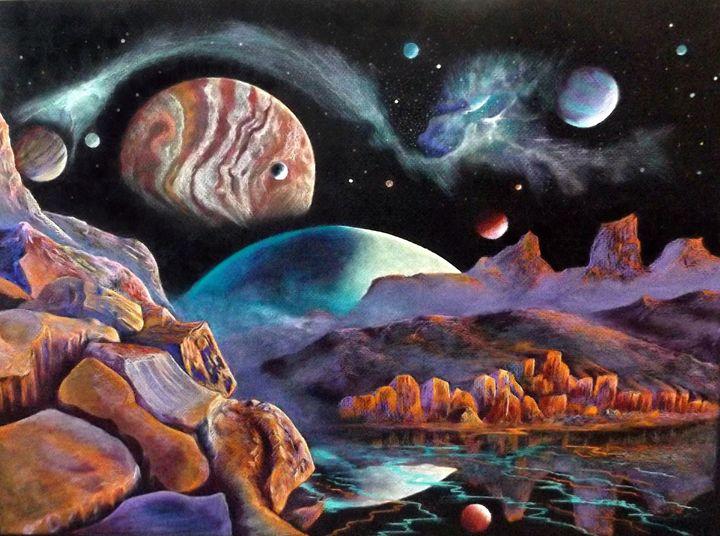 Imagination - David Neace Artist