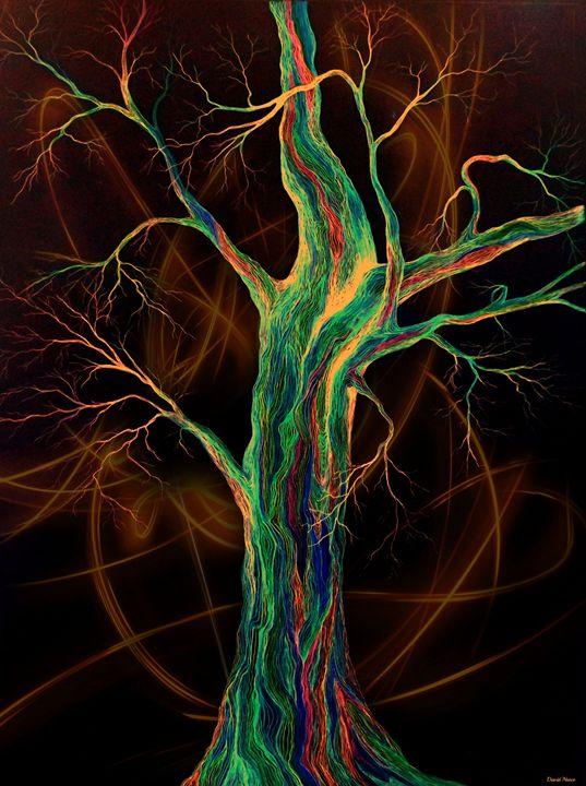 Hot Blood - David Neace Artist