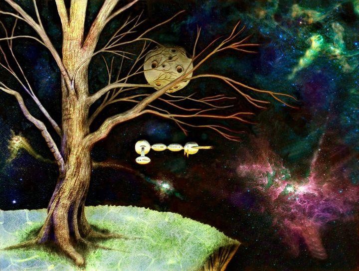 Exploring - David Neace Artist