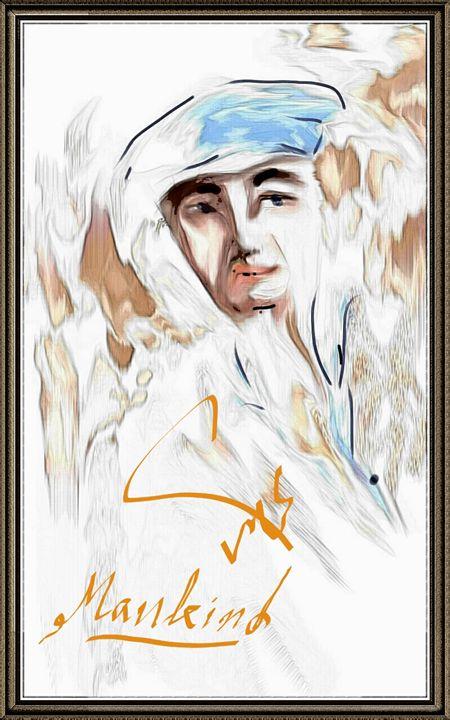 mankind soul and emosions in water - Mahmoud reza hashemi