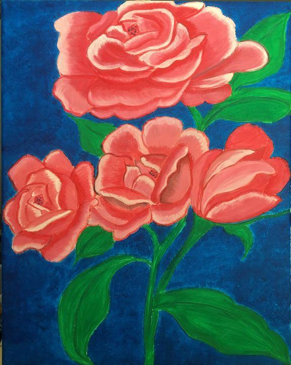 Roses for you - Rosebud's Custom Art