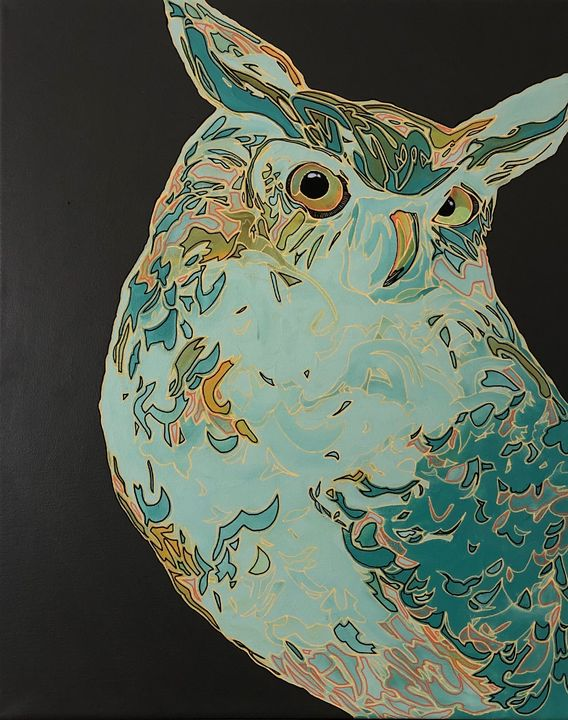 Owl 11 - Jennifer Hoifeldt