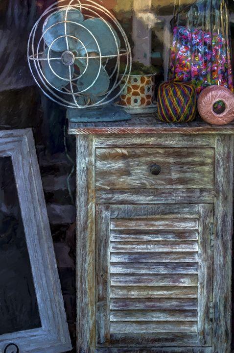 Window Shopper - Joe Campbell's Photo Art Gallery