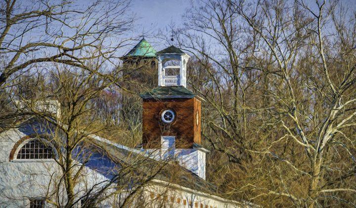 Mill Tower - Joe Campbell's Photo Art Gallery
