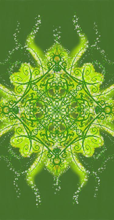 Green Fun - Twisted American Creations