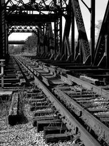 Railway Bridge - A UniQUE Perspective
