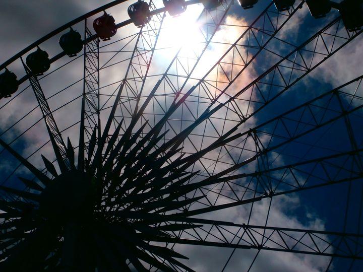 Skywheel, Niagara Falls Ontario - A UniQUE Perspective