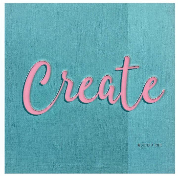 CREATE - 5tudioride