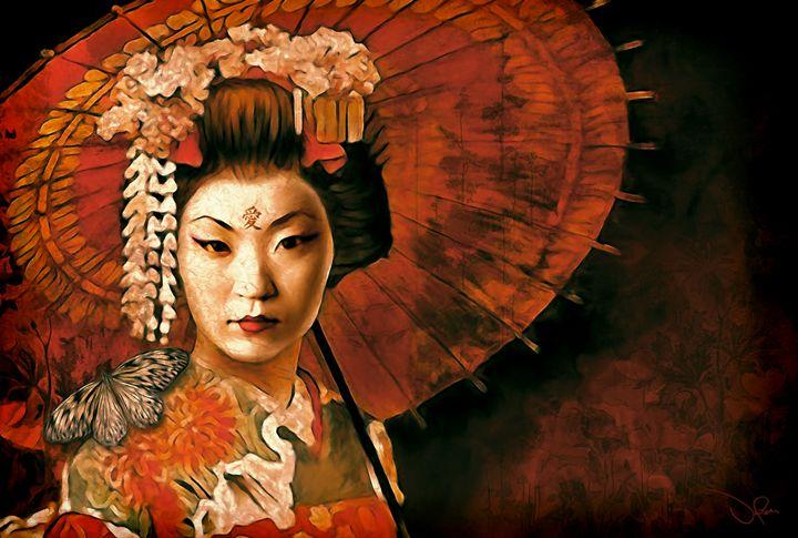 Geisha - de Boer Gallery