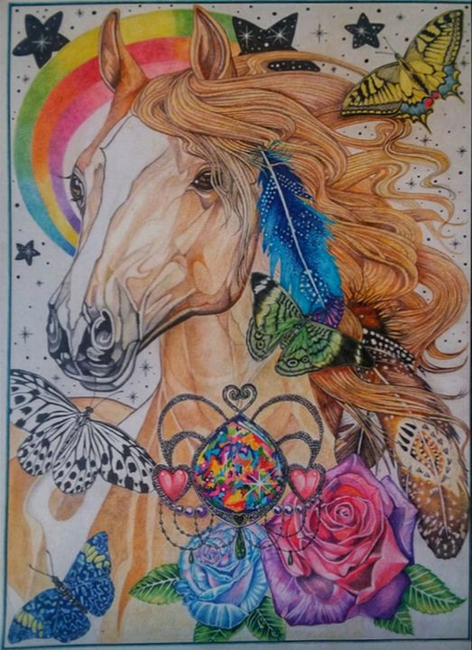 Enchanted - Rockin Native Art