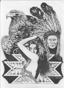 Chief Golden Eagle