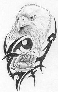 Rose Eagle - Rockin Native Art