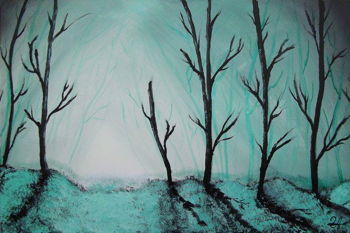 Dead Frozen Forest - Aris Anthopoulos