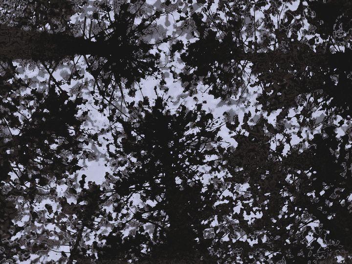 TreeS 7 - Dean Urevig Art