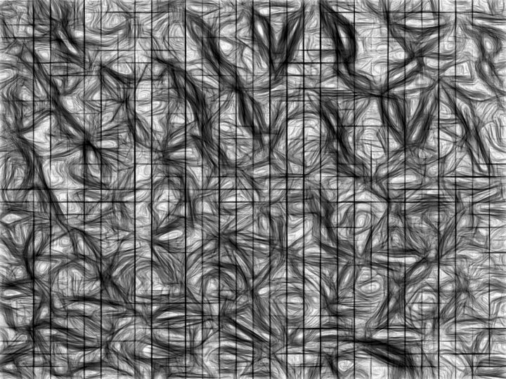 Line it UP - Dean Urevig Art