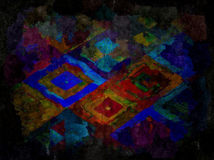 Patchy - Dean Urevig Art