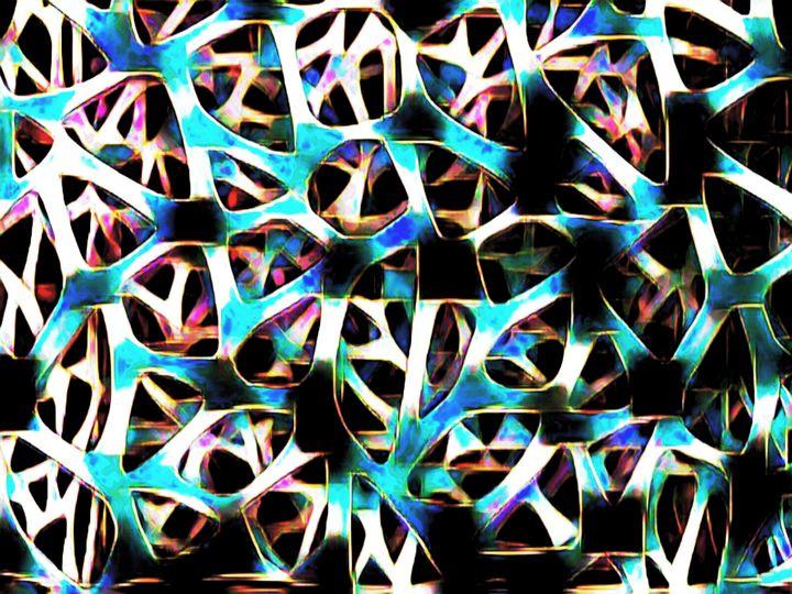 Layers - Dean Urevig Art