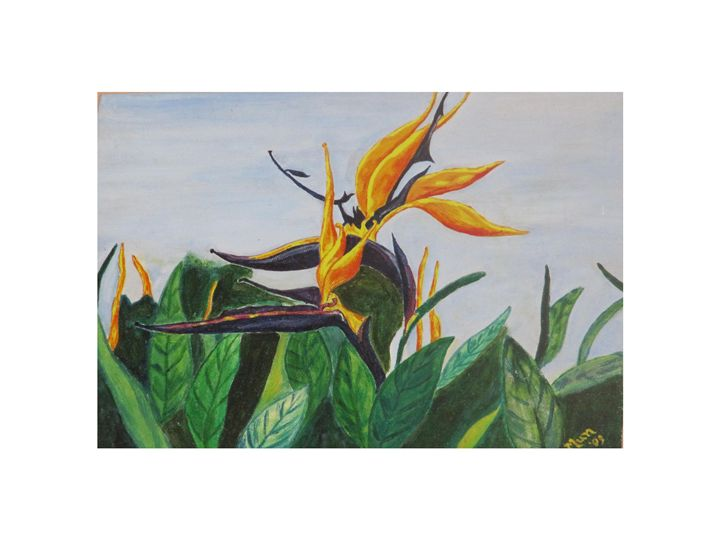 Flourish - Artistic Angel