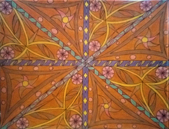 Peppermint Lane - Nicole's Unique Artwork