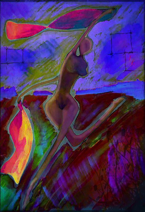 """The Whimsical Woman"" - Eva Seraphine"