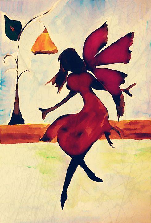 """Til you come"" - Eva Seraphine"