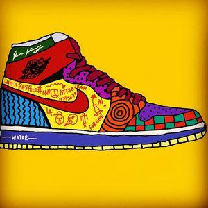 Sneaker head 101 - ron king art gallery