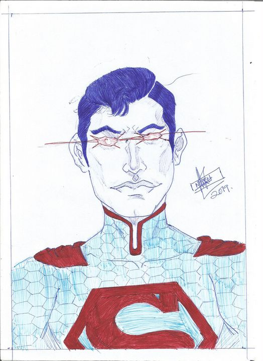 SUPERMAN - Nproduction103