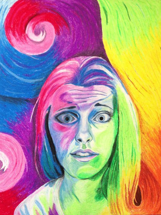 Dazed and Confused - Lauren Glendon