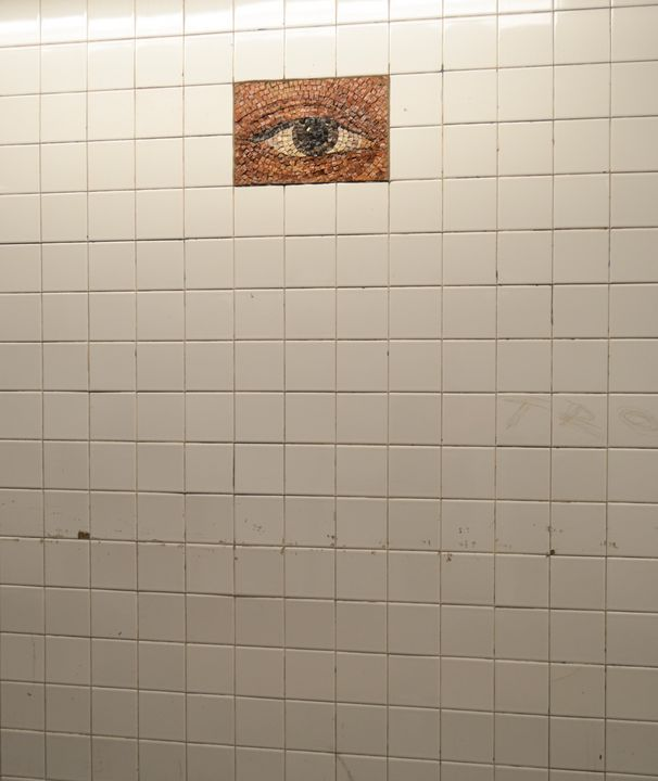 EYE NYC subway - Christine Solomon
