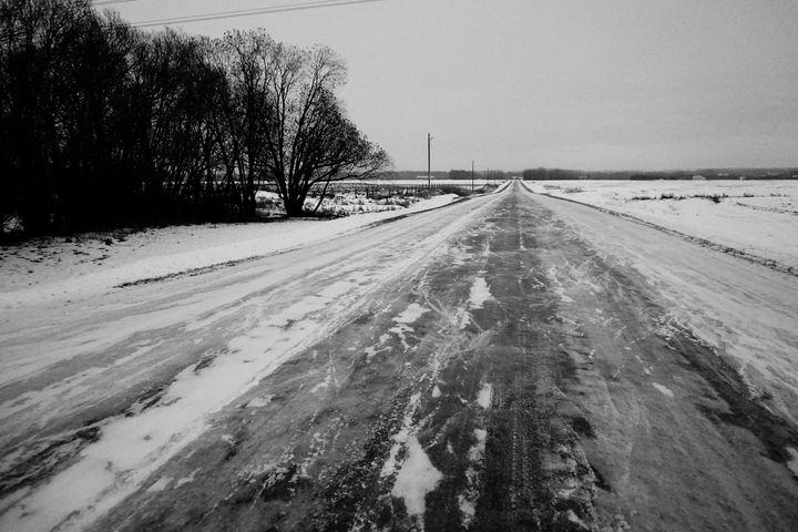 Cold Road - Christine Solomon