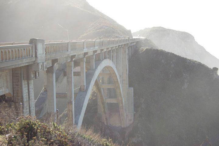 Big Sur Bridge - Christine Solomon