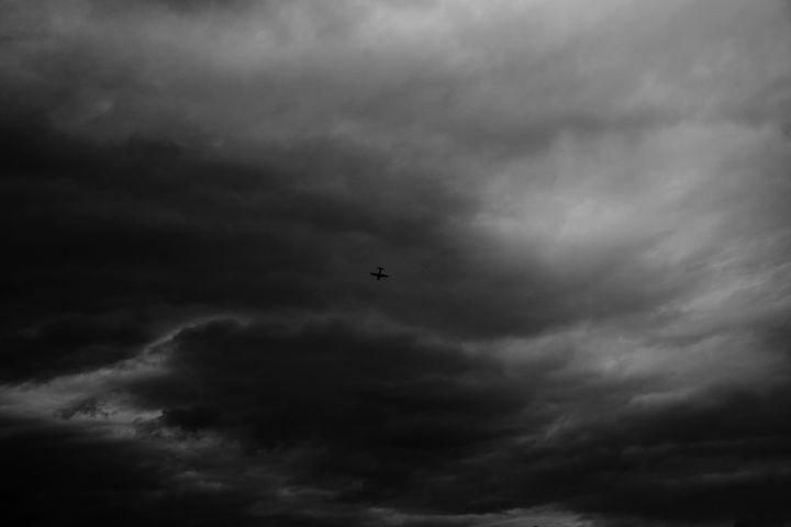 Snowbird Darkness - Christine Solomon