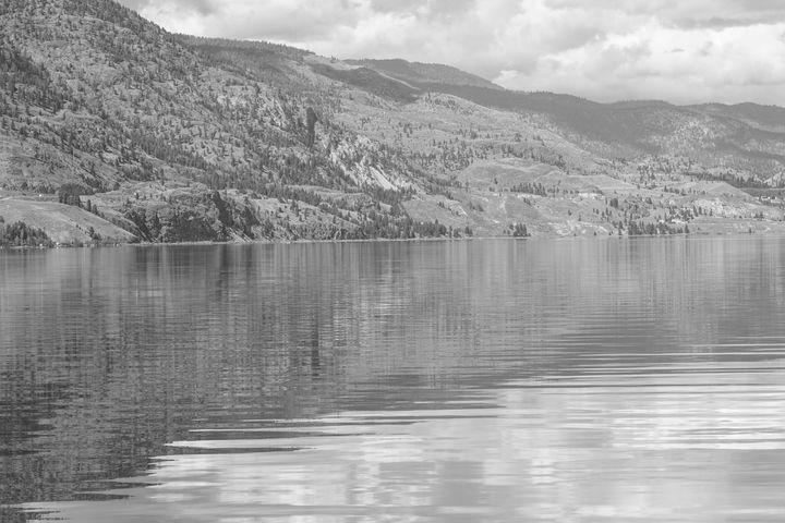 Okanagan Lake - Christine Solomon