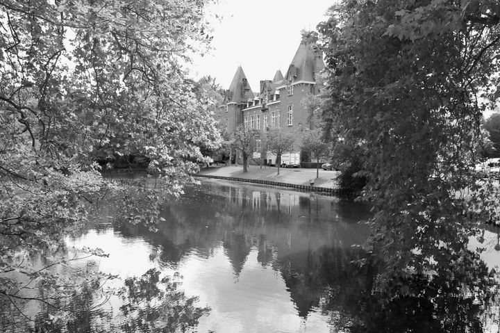 Belgian Castle - Christine Solomon