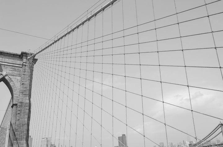 Brooklyn Bridge - Christine Solomon
