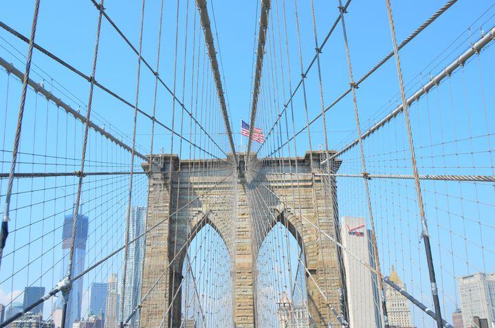 Brooklyn Bridge Pt 4 - Christine Solomon