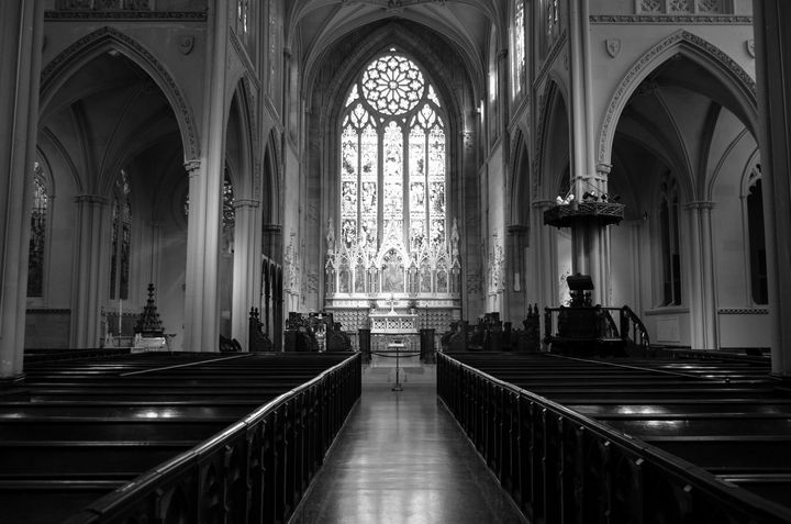 Take me to church pt 2 - Christine Solomon