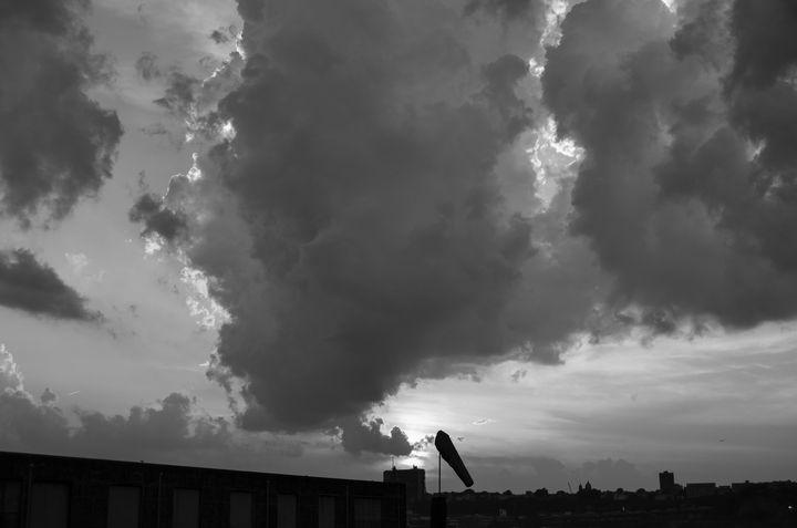 NYC Clouds - Christine Solomon