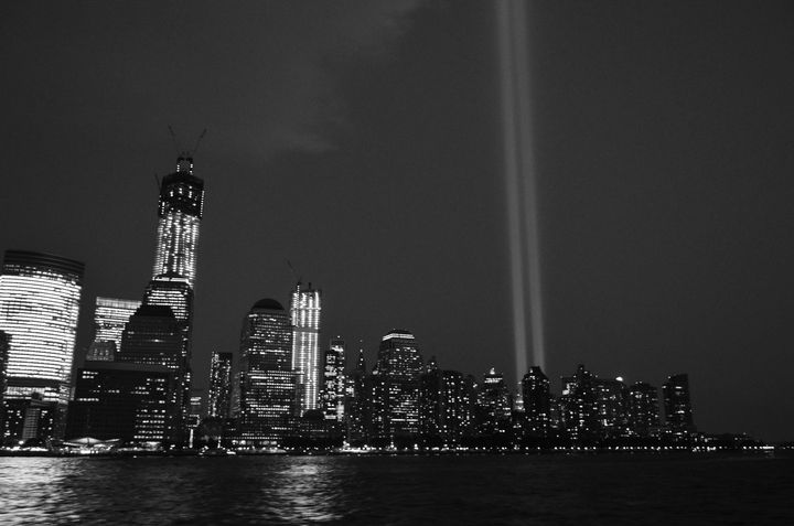 The Lights of the Towers - Christine Solomon