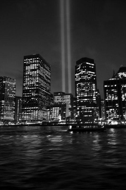 Tower Memorial - Christine Solomon
