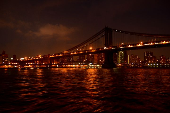 Bay Bridge Red - Christine Solomon
